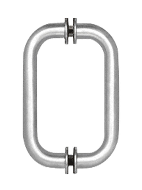 Deluxe Solid Back-to-Back Handle With Washers