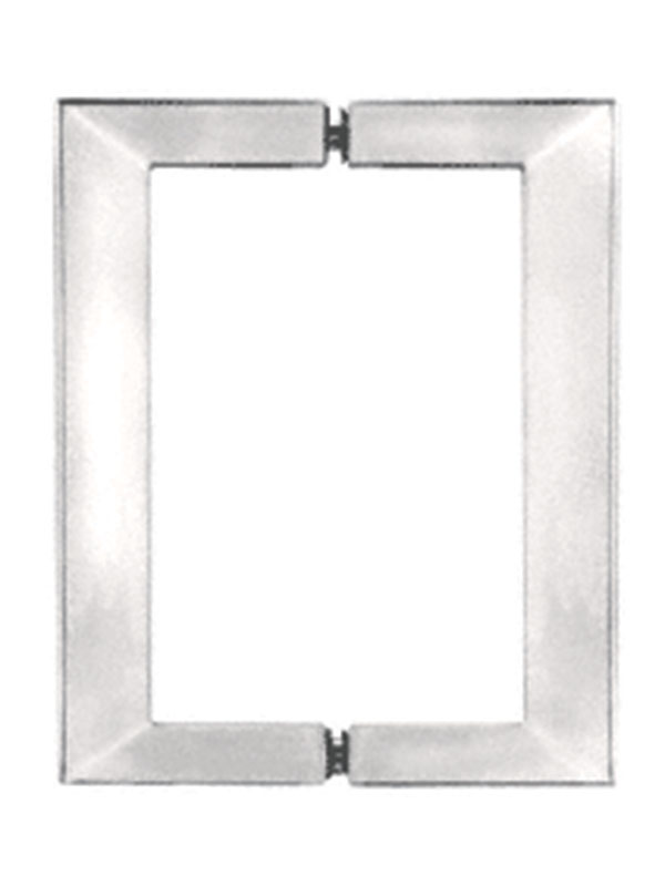 Square Style Back-to-Back Handle