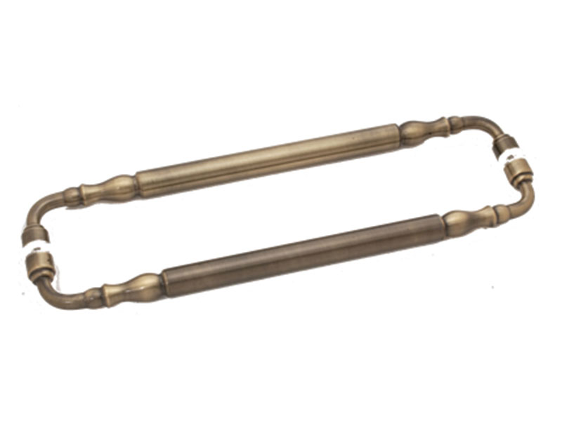 Traditional Series Back-to-Back Towel Bar