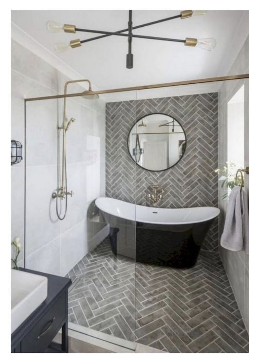 Trend Alert: Farmhouse Bathrooms